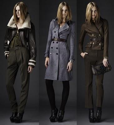 2011 2012 фото женские журналы мод куртки